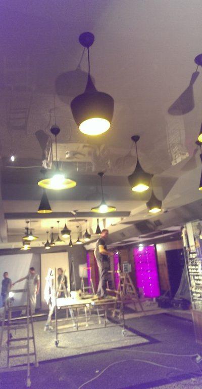 Realizacja w restauracji w Lublinie